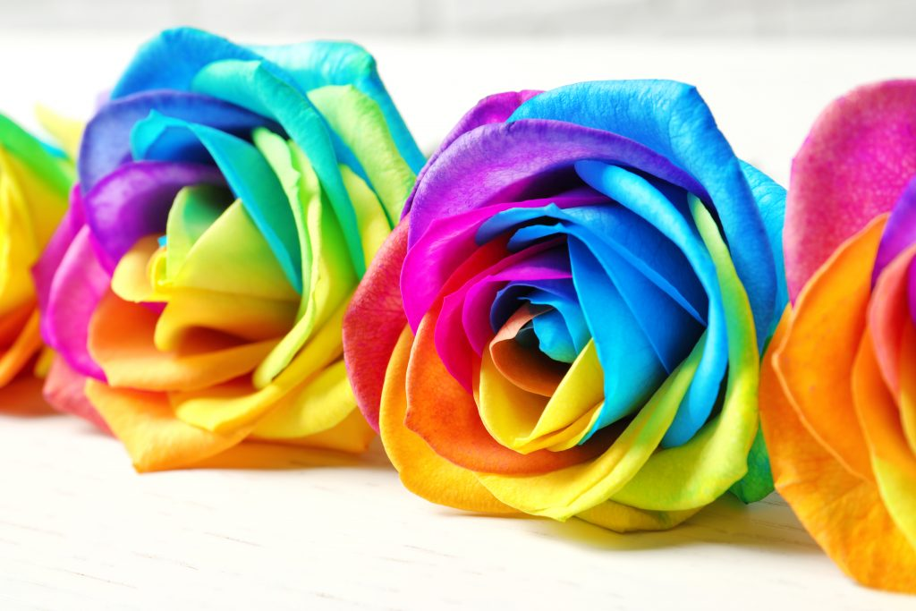 Gay and Lesbian Wedding Flowers