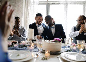 Gay and Lesbian Wedding Receptions