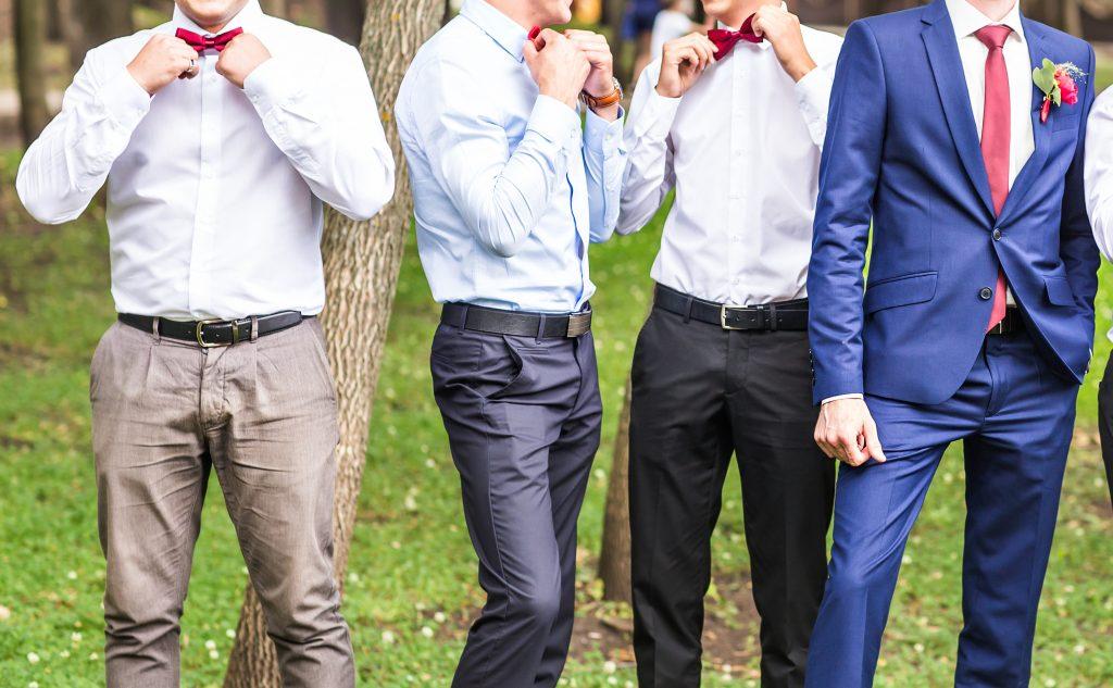 Gay Groomsmen